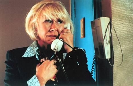 Eeva Litmanen elokuvassa Maire.