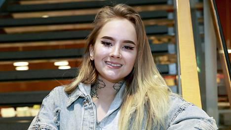 Kristiina sijoittui toiseksi vuoden 2020 Big Brotherissa.
