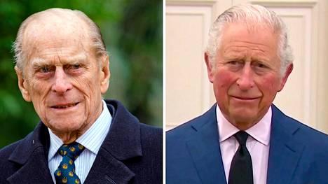Prinssi Charles antoi lausunnon koskien isänsä kuolemaa.