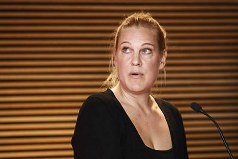 THL:n kehittämispäällikkö Martta Octoberin mukaan suomalainen lainsäädäntö ei ole tasa-arvoinen.