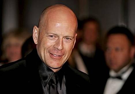 Bruce Willis ylistää vaimonsa uutta miestä.