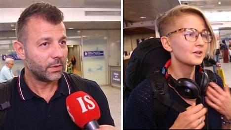 Rami Adham (vas.) oli Istanbul-Ataturkin lentoasemalla odottamassa Helsinkiin lähtevää lentoaan, kun kolme itsemurhapommittajat iskivät. Jutta Aavaharju kuvaili tilanteen olleen Istanbulin kentällä rauhallinen, eikä merkkejä pelosta näkynyt.