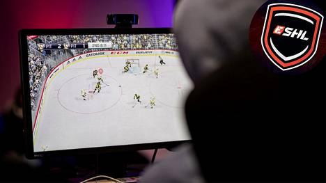 Ruotsin jääkiekkosarja SHL saa rinnalle eSHL-liigan, jota pelataan NHL-pelin 6vs6-pelitilalla.