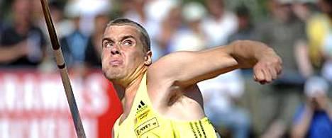 Ari Mannio. Nuorten Euroopan mestari.