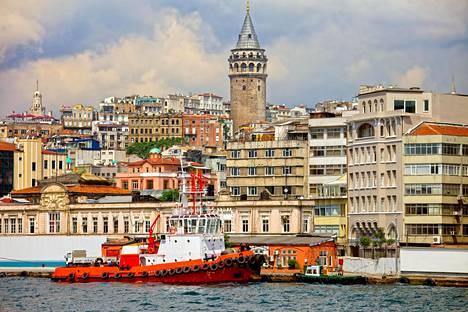Suosittujen matkailukohteiden edullisin oli Istanbul.