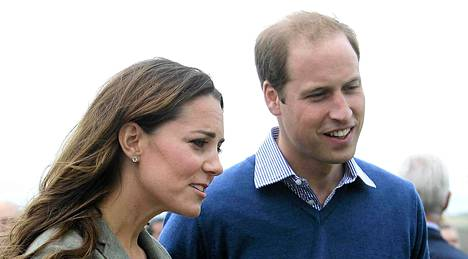Prinssi William ja herttuatar Catherine ovat paljastaneet, että Georgen kastajaiset pidetään 23. lokakuuta.