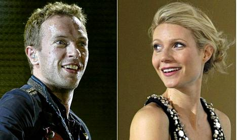 Chris Martin ja Gwyneth Paltrow ehtivät olla naimisissa kymmenen vuotta.