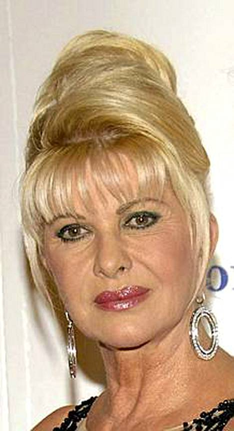 Ivana Trump ja Rossano Rubicondi erosivat hiljattain.