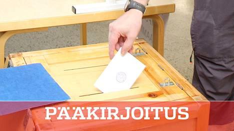Kesäkuun kuntavaalien äänestysprosentti jäi surkeaan  55,1:een. Tammikuun ensimmäisissä aluevaaleissa äänestysprosentti arvioidaan jäävän  vaalihistorian alhaisimmaksi.