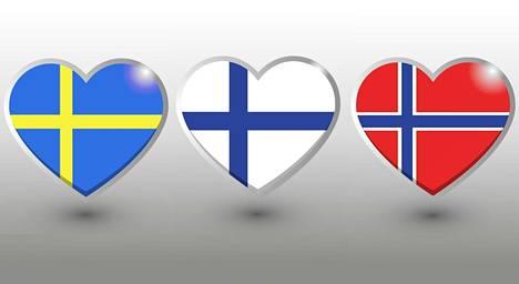 Suomalaisten yritysten lisäksi lainavertailussa on mukana myös useita norjalaisia ja ruotsalaisia uuden ajan digipankkeja.