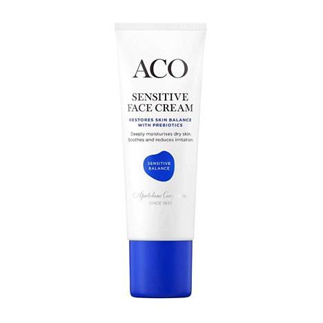 aco caring face cream