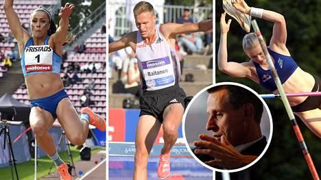 Hiihdon entinen päävalmentaja Kari-Pekka Kyrö katsoo, että Olympiakomitean valintalinja yleisurheilun kohdalla oli tällä kertaa harvinaisen salliva. Muutamien urheilijoiden hän uskoo yltävän Olympiakomitean kriteereihin.