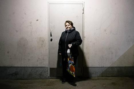 Anneli Virtanen on tullut paikallisille tutuksi aktiivisuudellaan.