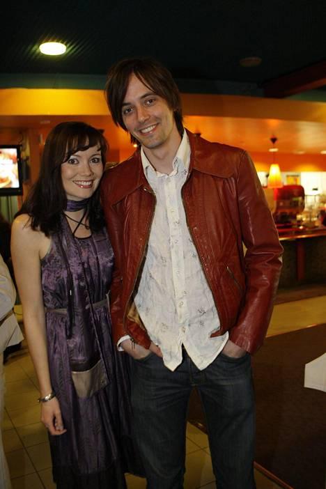 Marja ja Ile vuonna 2008.