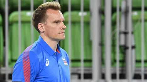 Tuomas Sammelvuon valmentama Venäjä hävisi yllättäen.