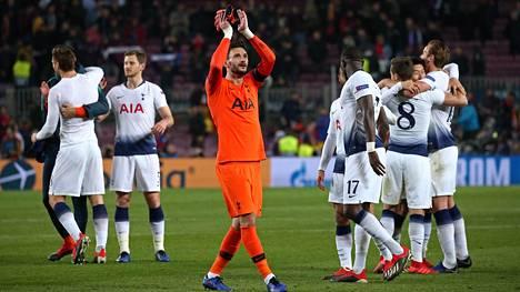 """Tottenham taisteli unelman Mestarien liigasta uudelle kotistadionilleen: """"Henki on fantastinen"""""""