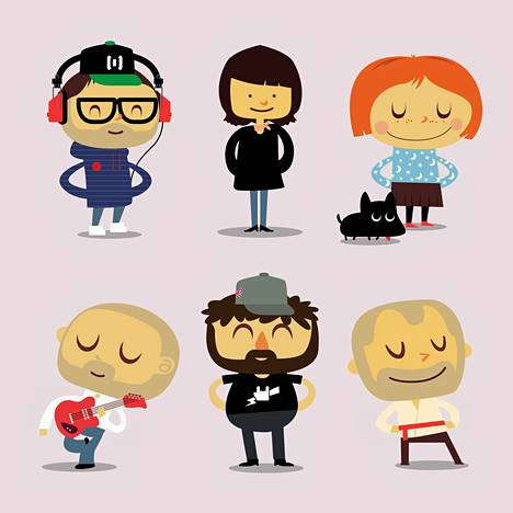 Lukijat kertoivat kokemuksiaan työpaikoilla kohtaamistaan persoonallisuuksista.