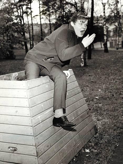 Kari Kuuva vuonna 1966.