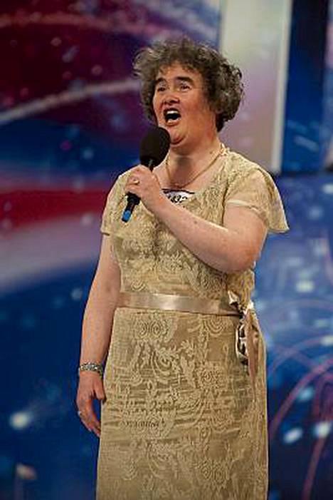 Nähdäänkö Susan Boyle sittenkään Britannian Talent-finaalissa?