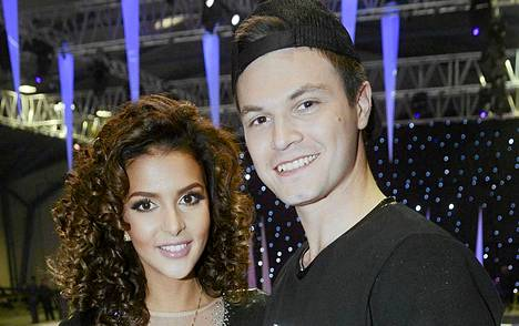 Sara Chafak ja Sasha Palomäki.