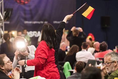 Ukraina halusi järjestää euroviisut maan epävakaasta tilanteesta huolimatta.