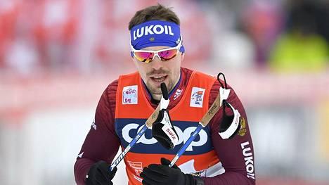 Venäjän suurta hiihtotähteä Sergei Ustjugovia ei nähty Etelä-Korean olympialaduilla.