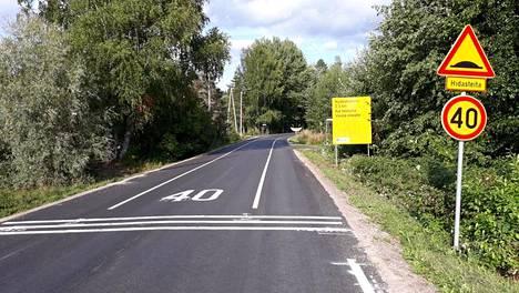 Sattulantie (maantie 13899) on Hattulan kunnassa sijaitseva maantie Kalvolantien (maantien 130) ja Hattulantien (maantie 3051) välillä. Tiellä on noin 400 käyttäjää vuorokaudessa.