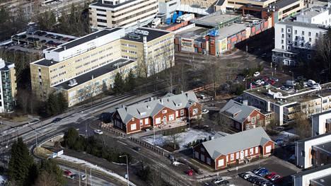 Keskustelun perusteella pamaus on kuulunut muunmuassa Muuralassa, Espoon keskustassa. Arkistokuva.