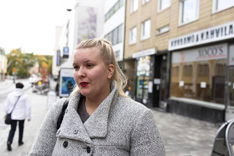 Pernille Larsen voisi adoptoida lapsen.