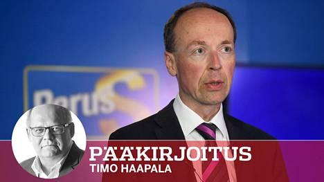Perussuomalaiset kokoontuvat elokuun puolivälissä päättämään puheenjohtaja Jussi Halla-ahon seuraajasta.