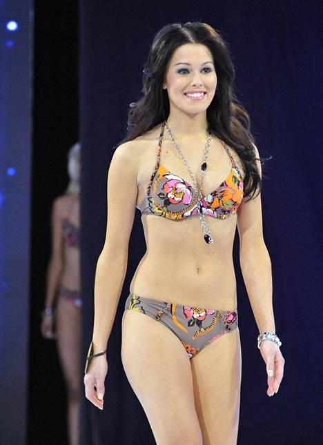 Miss Suomi 2011 Sara Sieppi.