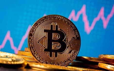 Bitcoinin arvo on heitellyt rajusti, mutta pitkällä aikavälillä suunta on ollut ylöspäin.