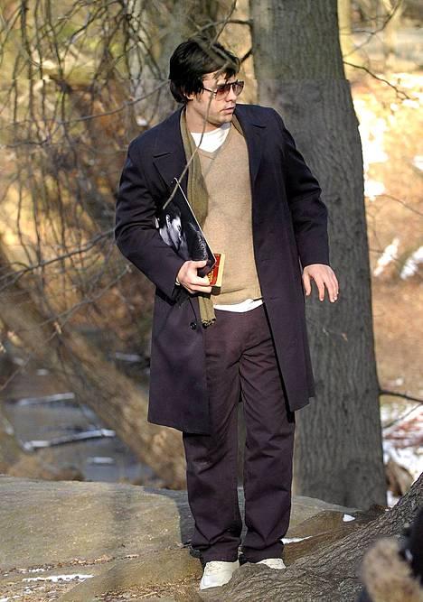 Jared Leto vuonna 2006 Chapter 27 -elokuvan kuvauksissa.