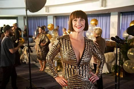 Maija Vilkkumaa on mukana Vain elämää -ohjelman all stars -kaudella.
