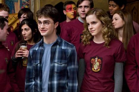 Harry Potter ja Roope Salminen, kuin kaksi marjaa? Daniel Radcliffe esitti Potteria elokuvissa.