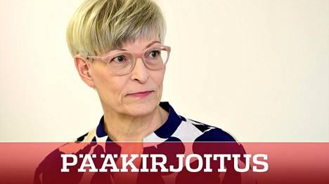 Sisäministeriön kansliapäälliköksi nimitettiin yhdenvertaisuusvaltuutettu Kirsi Pimiä.