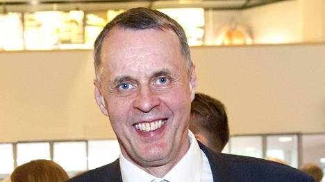 Jarmo Mäkelä jää eläkkeelle elokuussa.