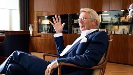 Björn Wahlroos on ollut suomalaisen talouselämän vaikuttaja jo neljällä vuosikymmenellä.