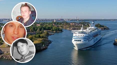 Ruotsinlaivoilla on vuosien varrella kadonnut lukuisia ihmisiä, joista monien kohtalo on jäänyt ikuiseksi arvoitukseksi.