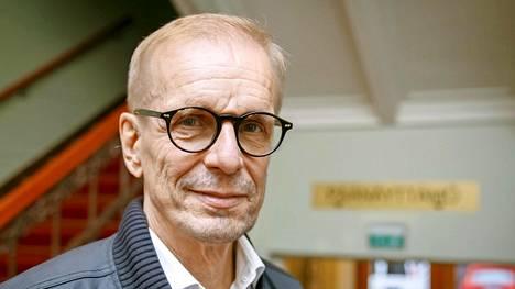 –Olihan se pysäyttävä kokemus, Jukka Puotila kertoo siitä tilanteesta, kun hänellä todettiin kolmisen vuotta sitten syöpä.