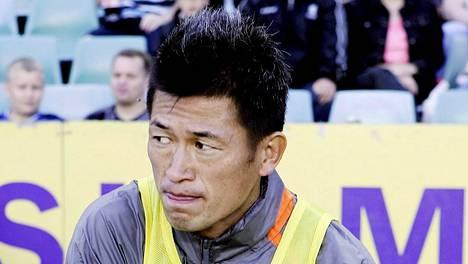 Japanilaisfutarin ammattilaisura jatkuu 51-vuotiaana – pelasi maajoukkueessa liki 19 vuotta sitten
