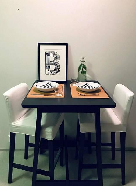 Ennen muuttoa on hyvä tutustua asunnon pohjapiirustukseen ja miettiä, miten huonekalut olisi parasta sijoittaa.