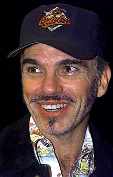 Billy Bob Thornton tunnetaan työnsä lisäksi suhteestaan Angelina Jolien kanssa.