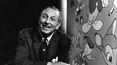 Walt Disney jätti jälkeensä valtavan omaisuuden.