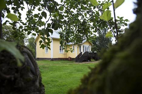 Rauhanleiri Gregersön leirikeskuksessa kestää perjantaista sunnuntaihin.