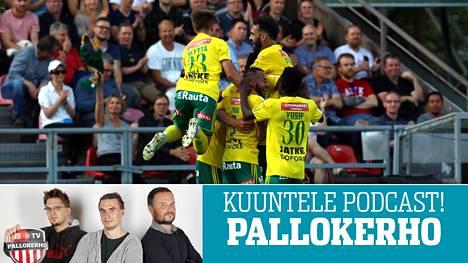 Ilves juhli HIFK:ta vastaan tiistaina. Jatkuuko sama meno lauantaina Tammelassa.