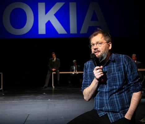 Näytelmän on käsikirjoittanut Sami Kaski-Vähälä.