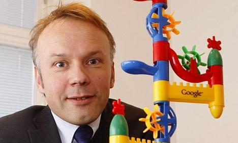 Petri Kokko hakee työkavereita Suomen Googleen.