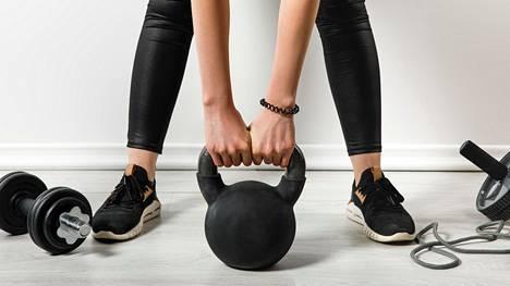 Lihasmassa on aineenvaihdunnan moottori, joten lihaskunnon ylläpitäminen on erityisen tärkeää.