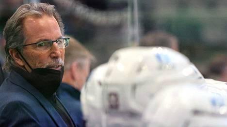 John Tortorellan valmentaman Columbus Blue Jacketsin kuluva kausi on ollut nihkeä.